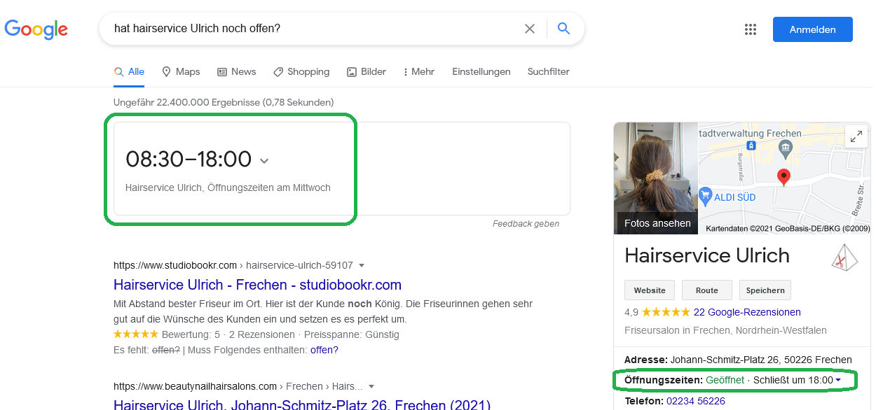 No Click Search